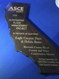 Flood Management Project of the Year